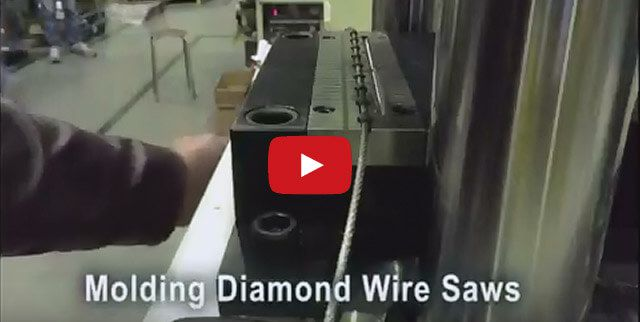 Diamond Wire Saws Molding