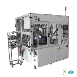 Multi-Color Injection Molding Machine
