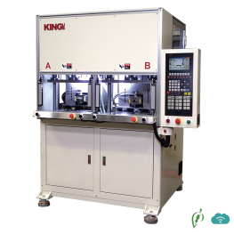 Dual Injection Low Pressure Molding Machine